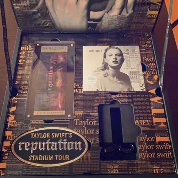 Taylor Swift Accessories Taylor Swift Reputation Vip Box Poshmark